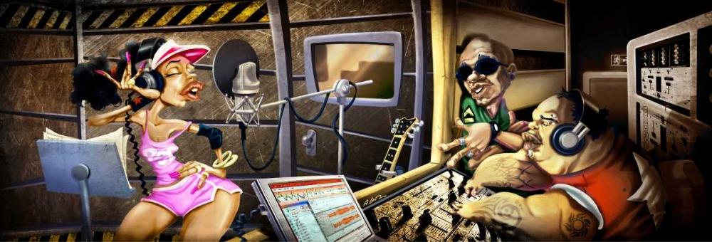 Recording Studio Alvez, A. - Perez, A. 28722