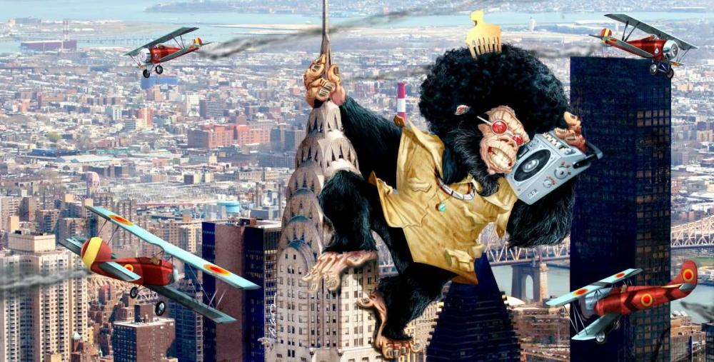 King Kong Alvez, A. - Perez, A. 28740