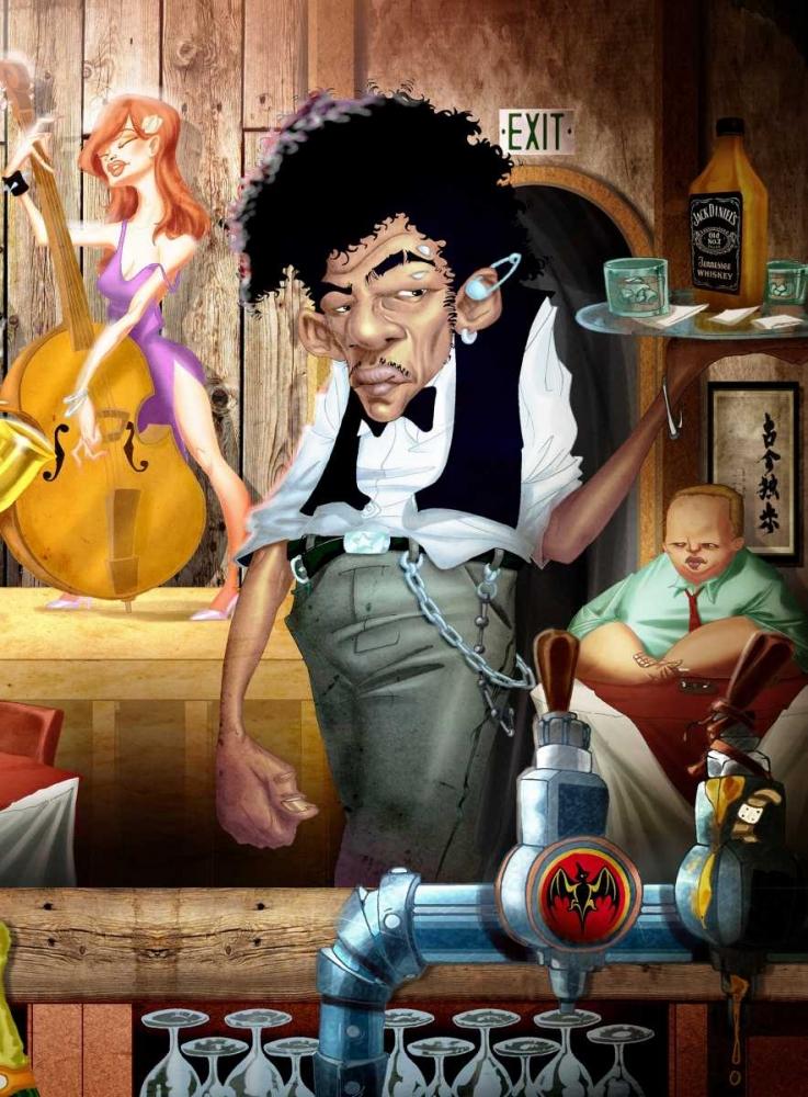 Barman Jam Session Alvez, A. - Perez, A. 28748
