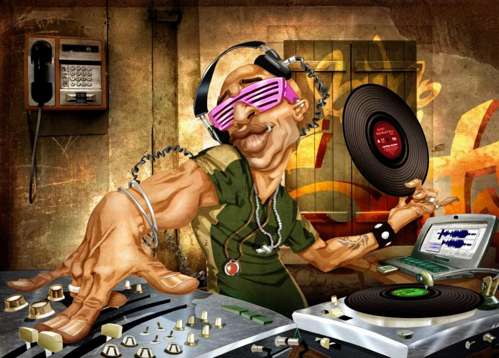 DJ Frank Alvez, A. - Perez, A. 28751