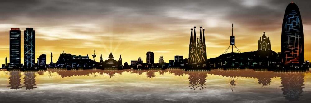 Skyline Barcelona 05 Ferriz, Jose 28875