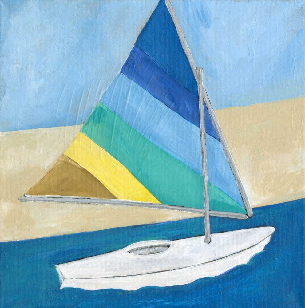 Sailboat Seay, Anne 126112