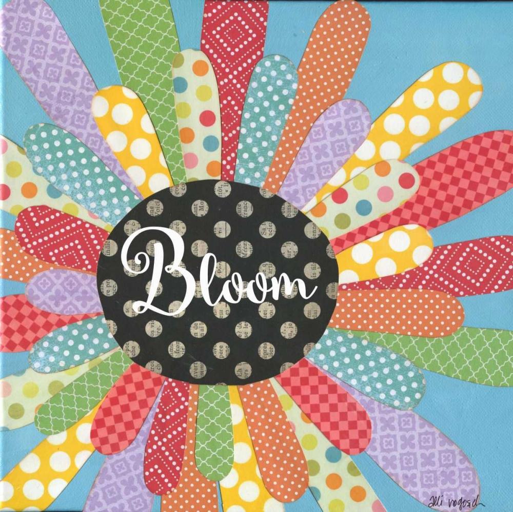 Flower with Words Rogosich, Alli 80774