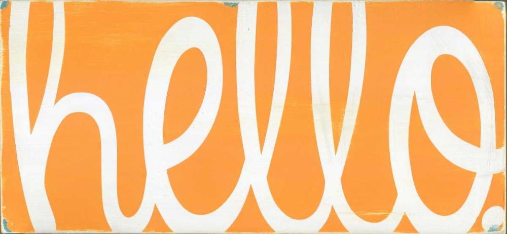 Hello Orange Rogosich, Alli 119636