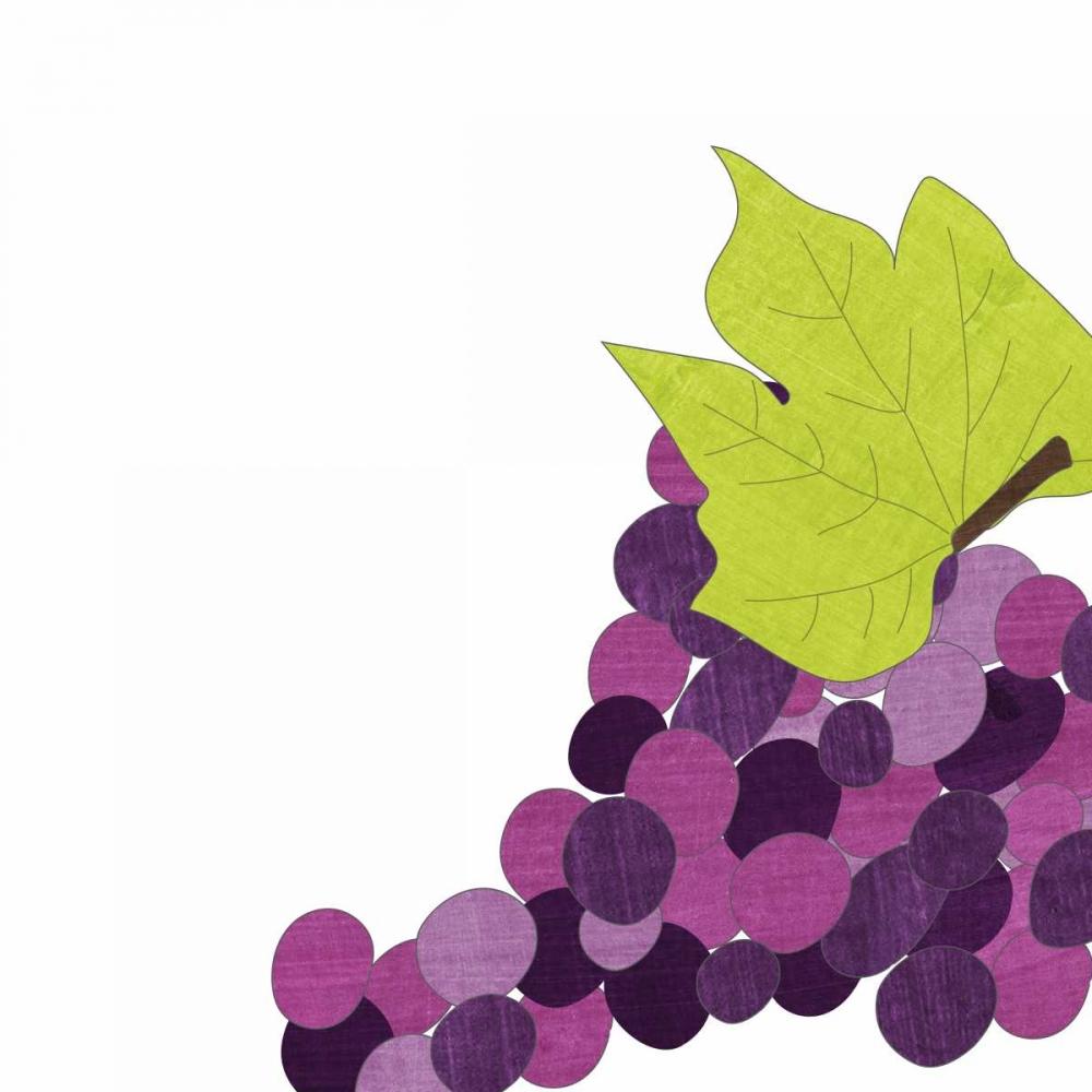 Watercolor Grapes Rogosich, Alli 126128