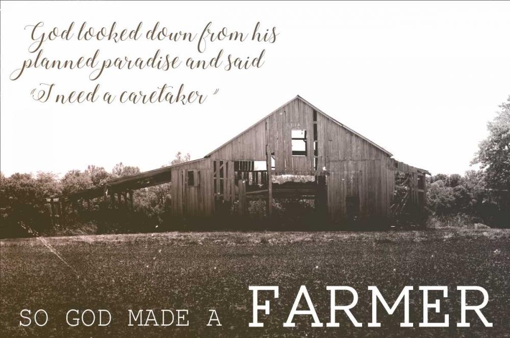 God Made a Farmer V Berninger, Amber 140719