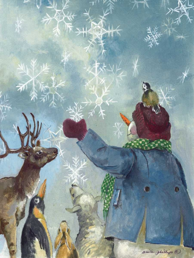 Let It Snow Phillips, Anita 44366