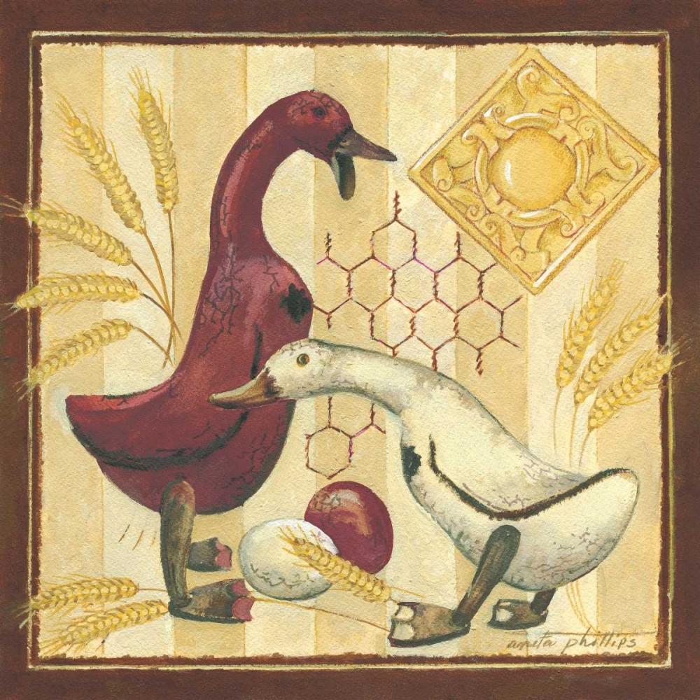 Wooden Ducks II Phillips, Anita 44368