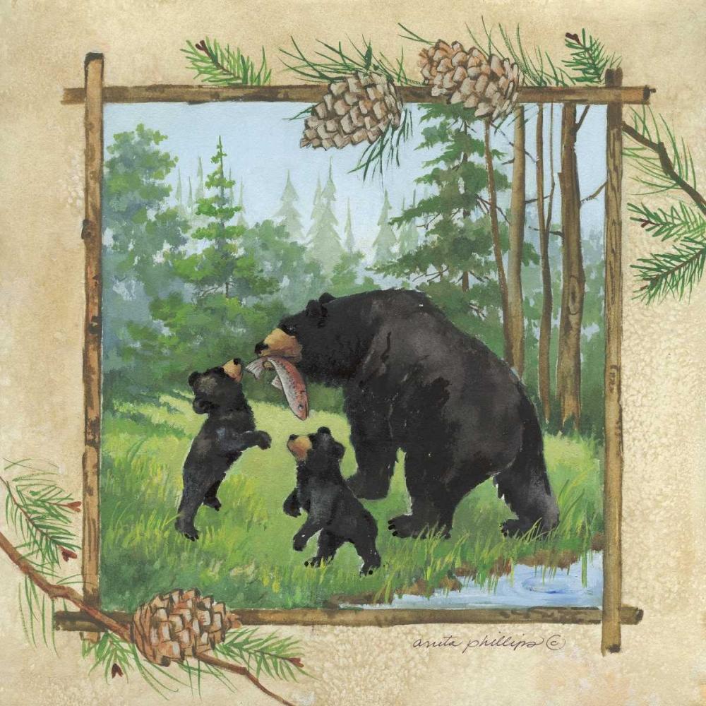 Black Bears III Phillips, Anita 44406