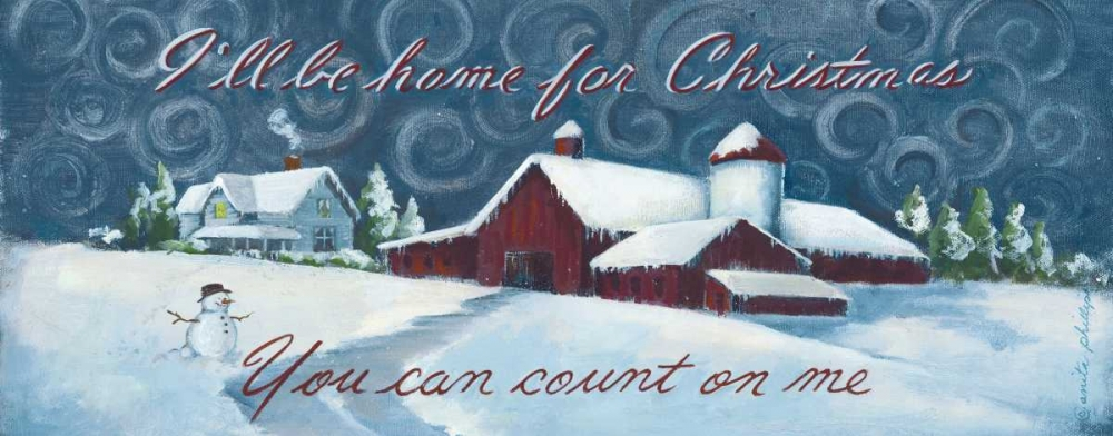 Home for Christmas Phillips, Anita 44429