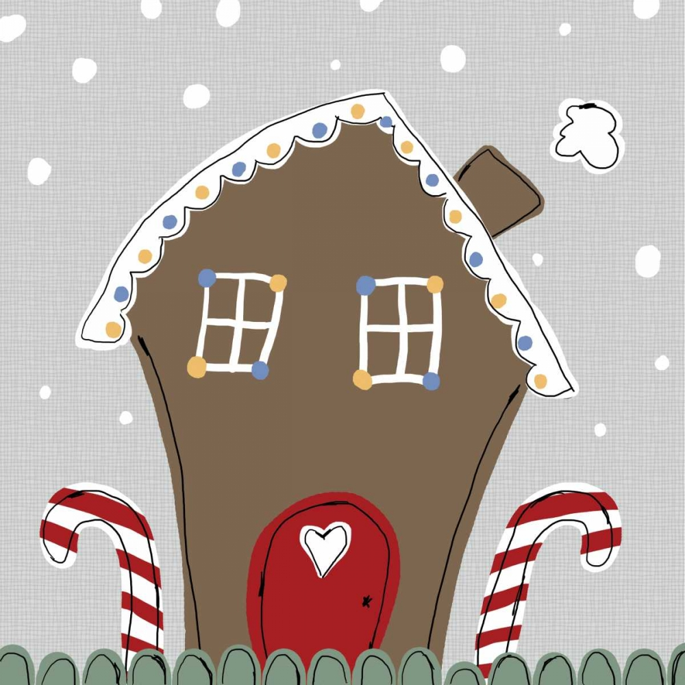 Gingerbread House Quach, Anna 48276