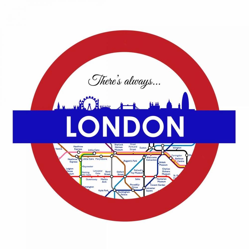 London Underground Quach, Anna 83054