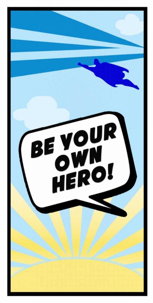 Be Your Own Hero Quach, Anna 140748