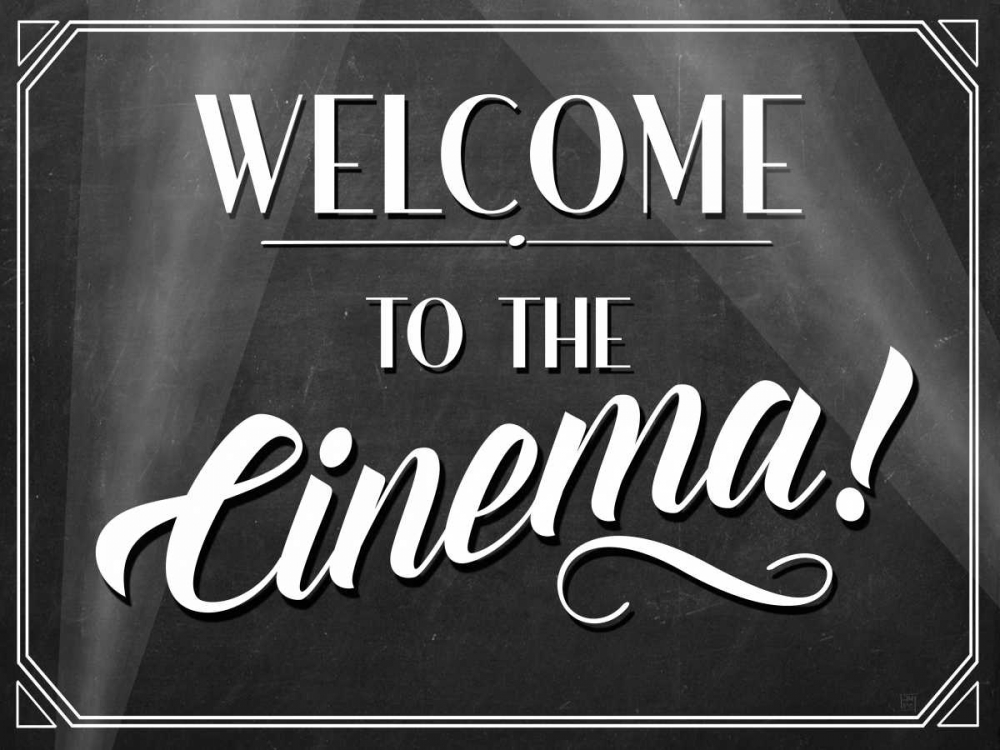 Welcome to the Cinema! Perrenoud, Aubree 83061