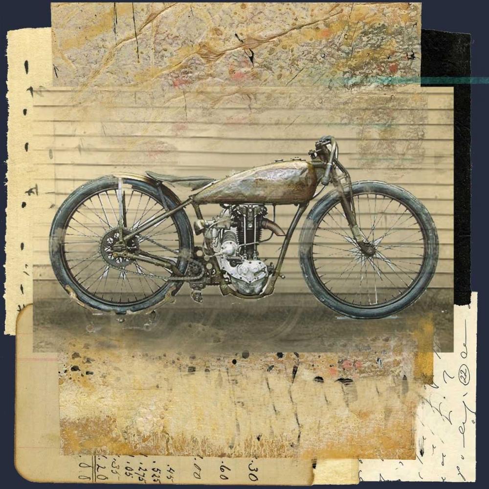 Antique Bike II Sullivan, Andrew 83070
