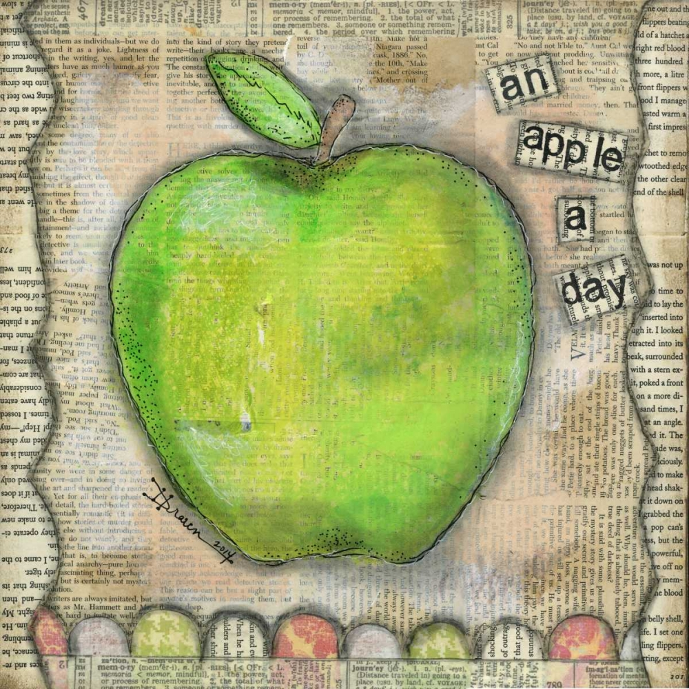 An Apple a Day Braun, Denise 44486