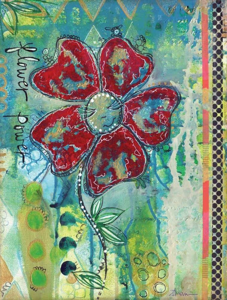 Flower Power Braun, Denise 104678