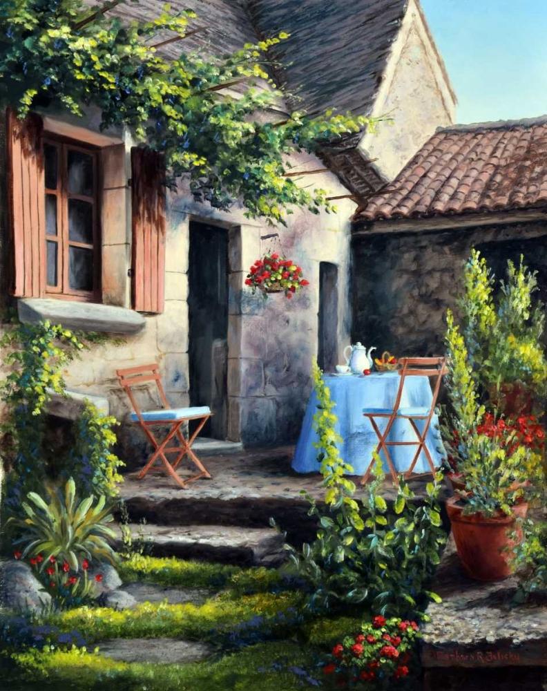 Tea on the Terrace Felisky, Barbara 140791
