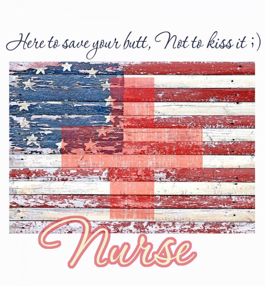 All American Nurse Baldwin, Jim 60163
