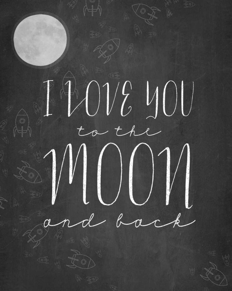 I Love You to the Moon Cummings, Amy 77624