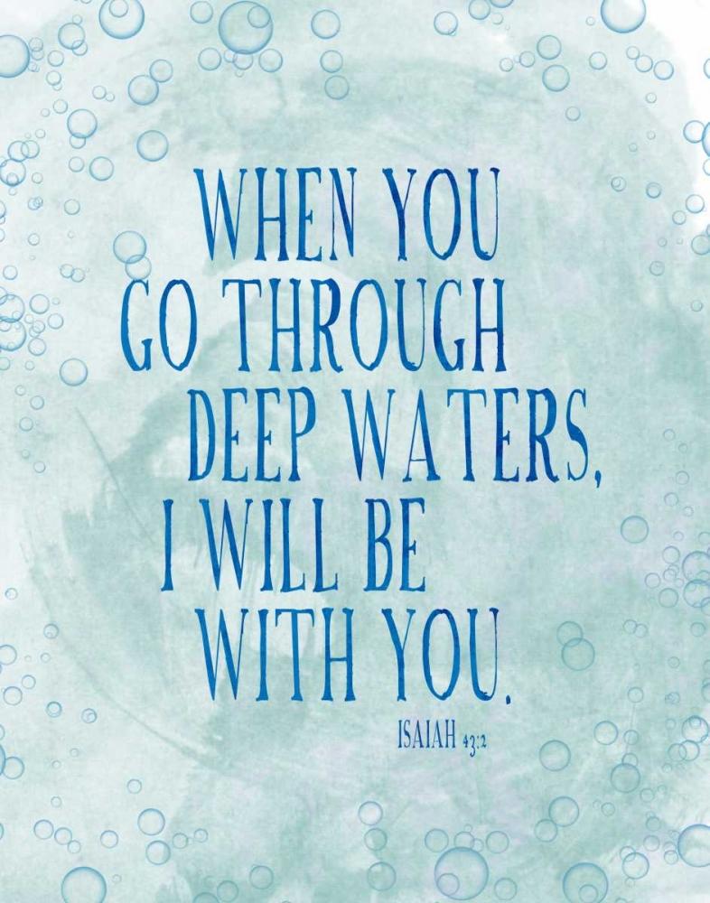 When You Go Through Deep Waters Cummings, Amy 83129