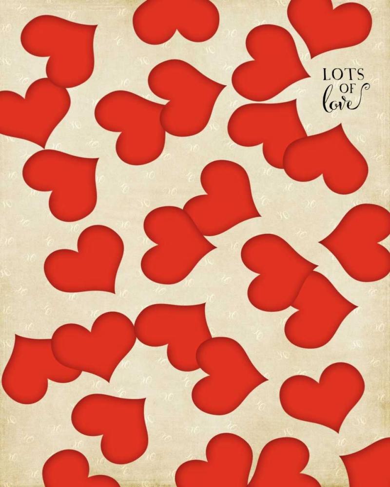 Lots of Love Cummings, Amy 80850