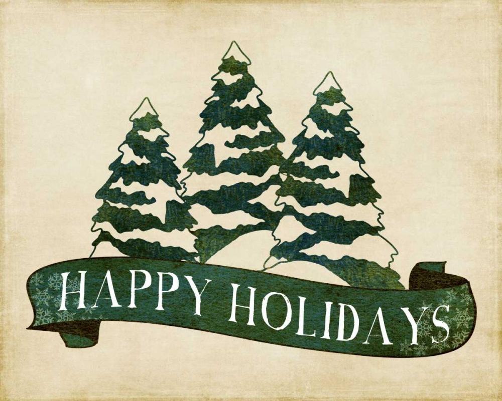 Happy Holidays Tree Cummings, Amy 83190