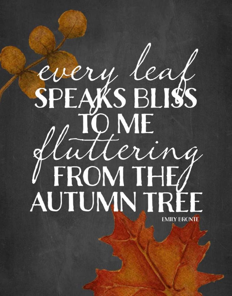 Autumn Tree Chalkboard Cummings, Amy 83232