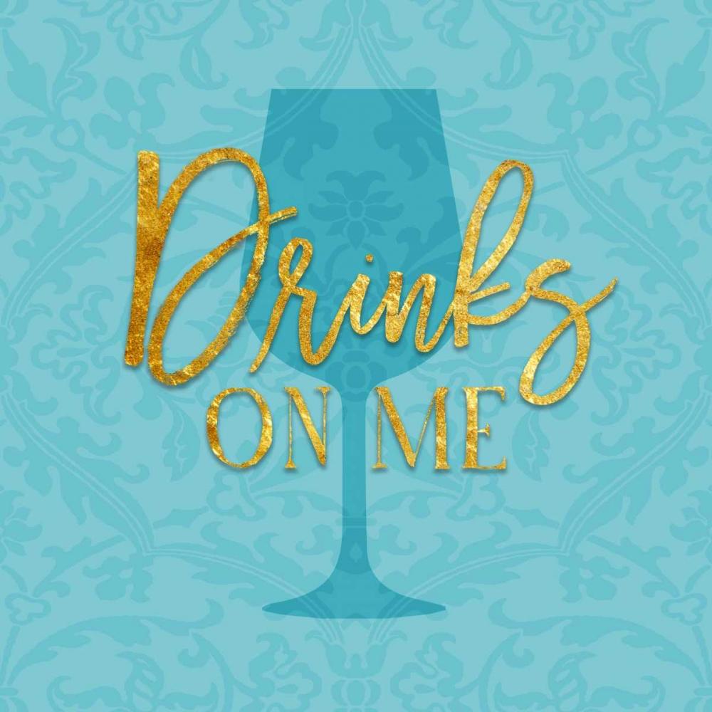 Drinks on Me Cummings, Amy 126157