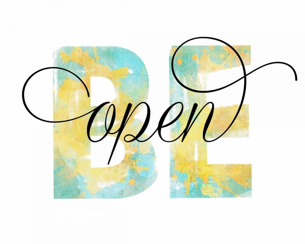 Be Open Cummings, Amy 140831
