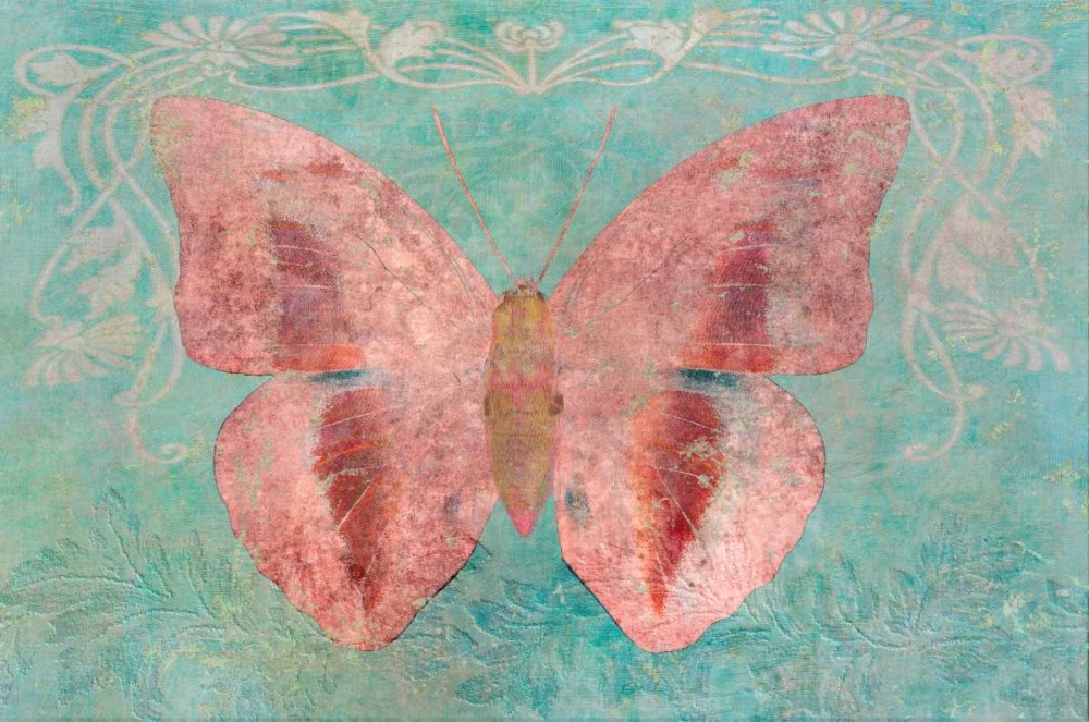 Butterfly Pink IV Niele, Cora 104711