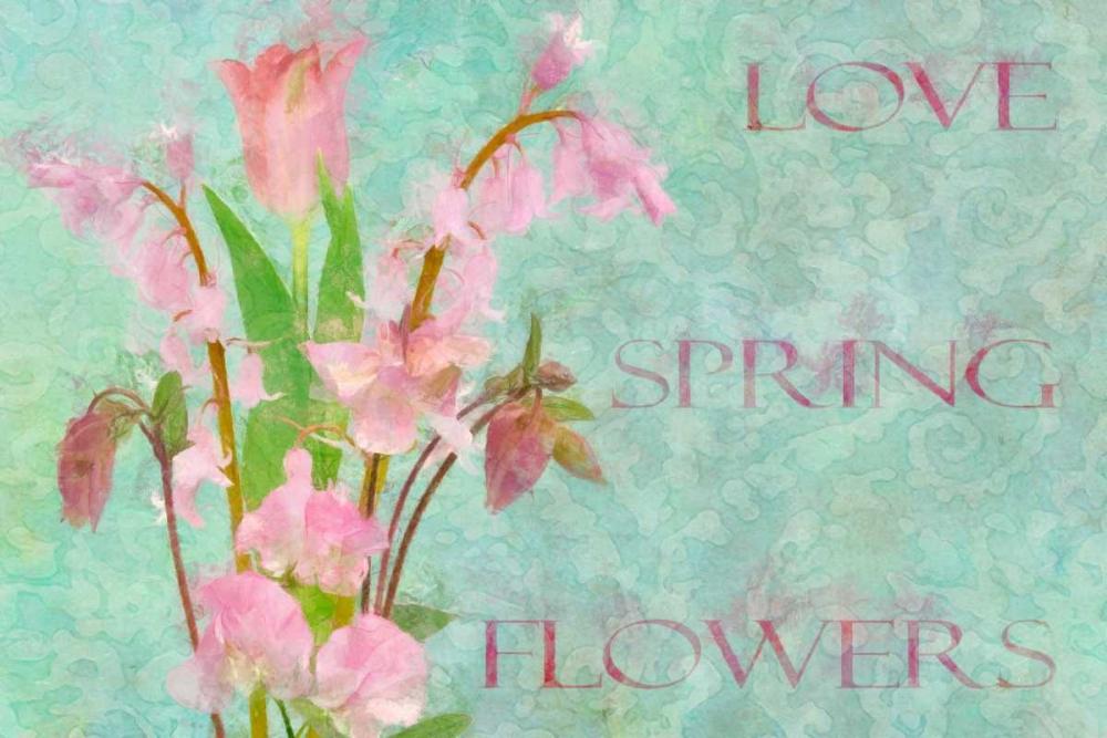 Spring Flowers III Niele, Cora 104714