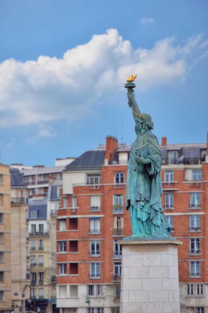 Statue of Liberty II Niele, Cora 140938