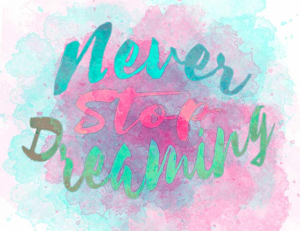 Stop Dreaming Niele, Cora 153419