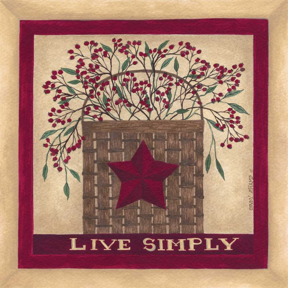 Live Simply Shamp, Cindy 41350