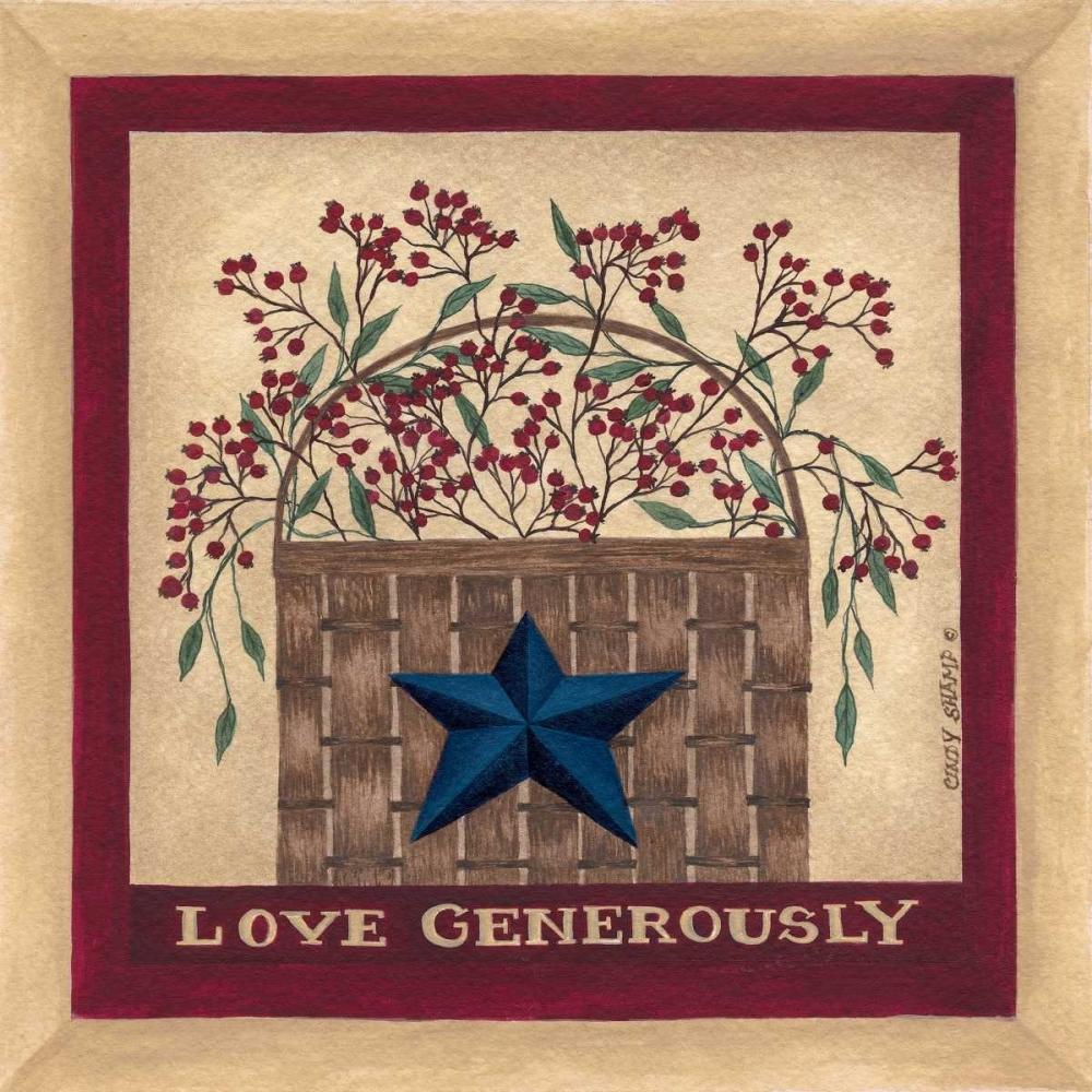 Love Generously Shamp, Cindy 41351