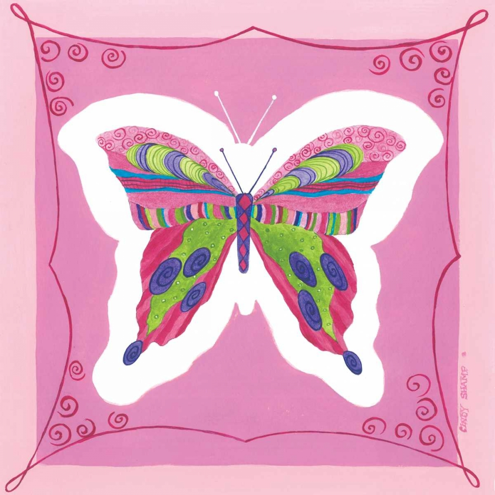Butterfly II Shamp, Cindy 41359