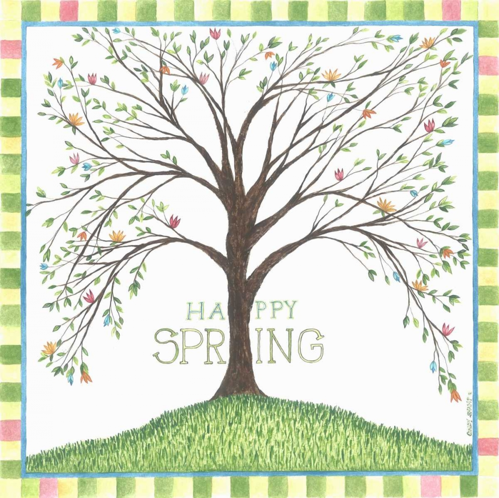 Happy Spring Shamp, Cindy 53310