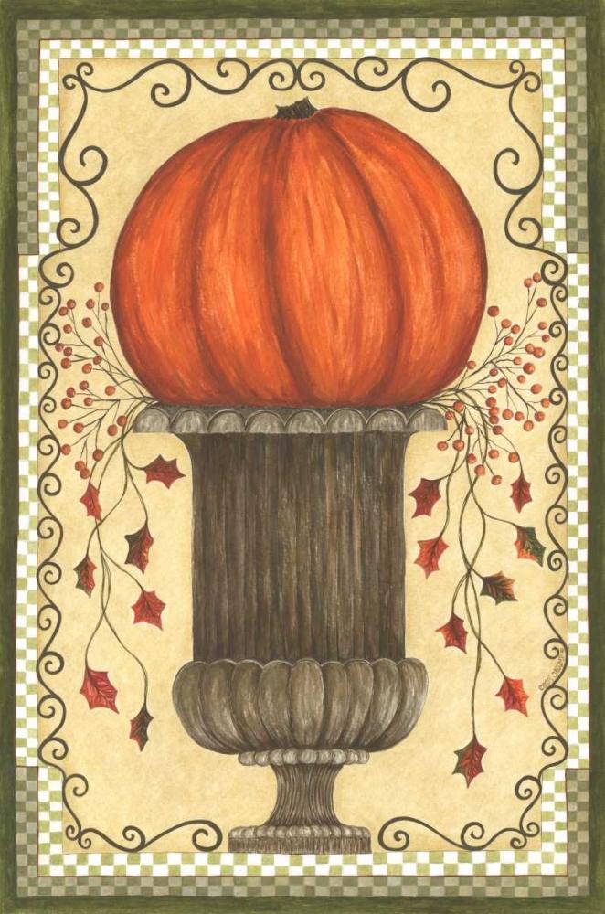 Put That Pumpkin on a Pedestal Shamp, Cindy 66565