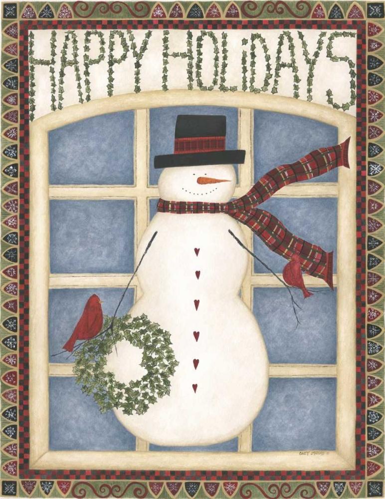 Happy Holidays Shamp, Cindy 153467