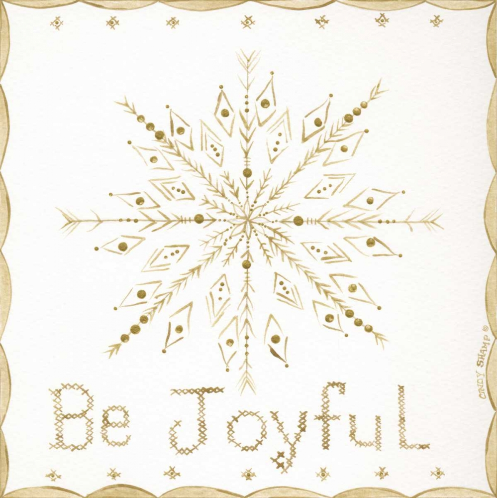 Be Joyful Shamp, Cindy 156418