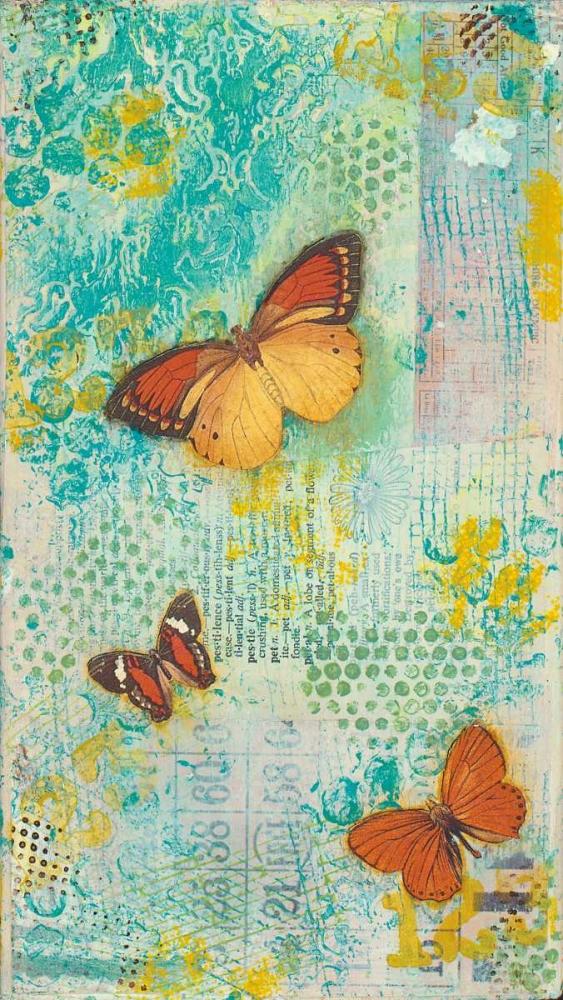 Sunset Butterflies Cushman, Cassandra 41363