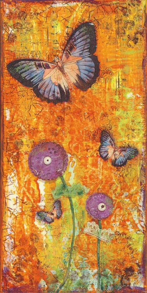 Violet Flutters Cushman, Cassandra 41364