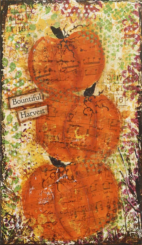 Bountiful Harvest Cushman, Cassandra 41400