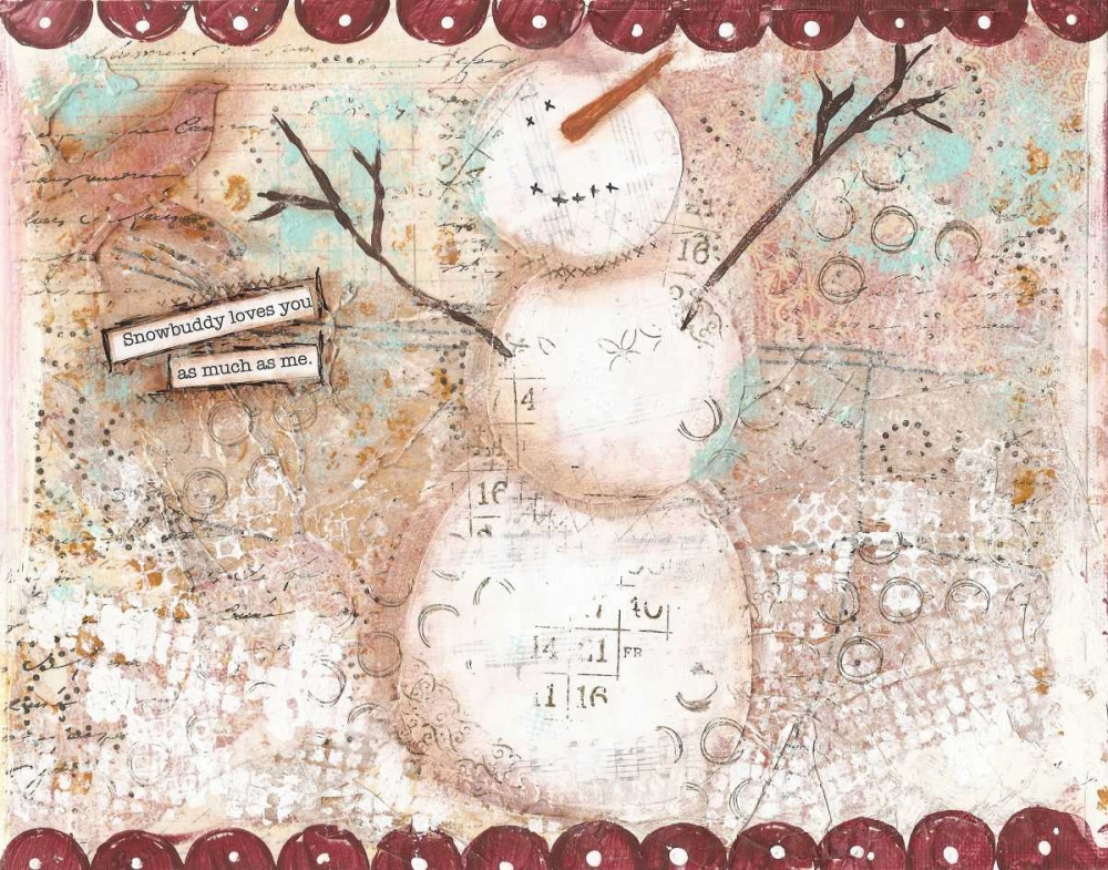 Snowbuddy Cushman, Cassandra 41405