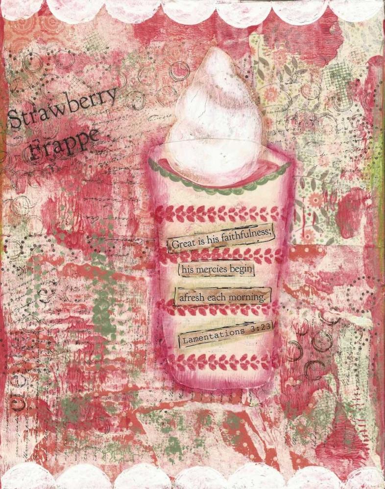 Strawberry Frappe Cushman, Cassandra 41407