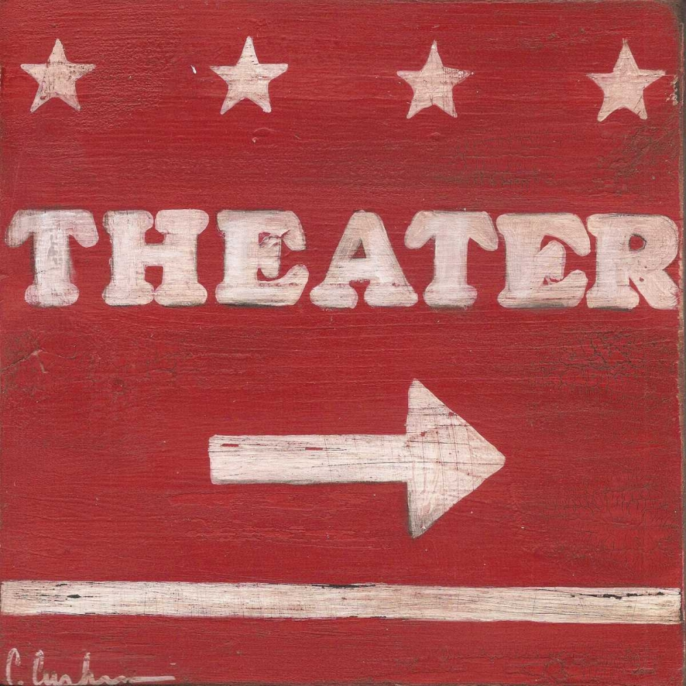 Theater Cushman, Cassandra 48406