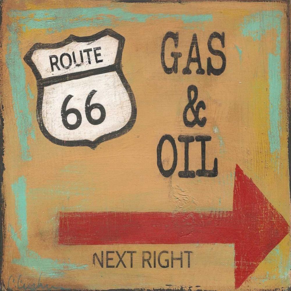 Route 66 Cushman, Cassandra 48411
