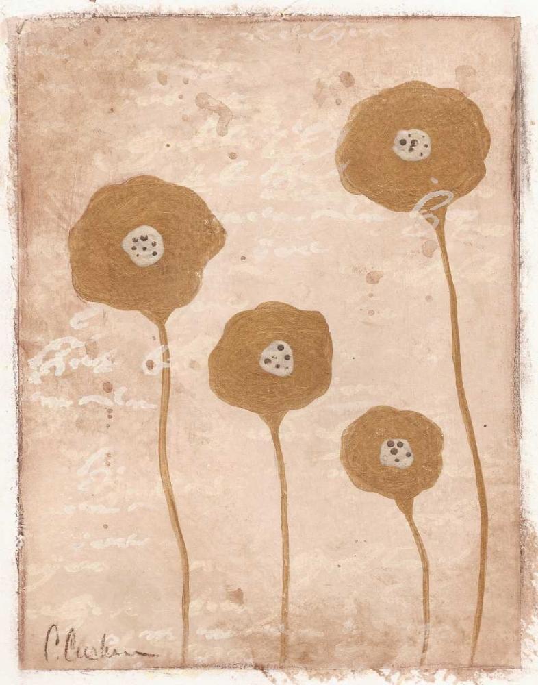 Golden Flowers Cushman, Cassandra 66570