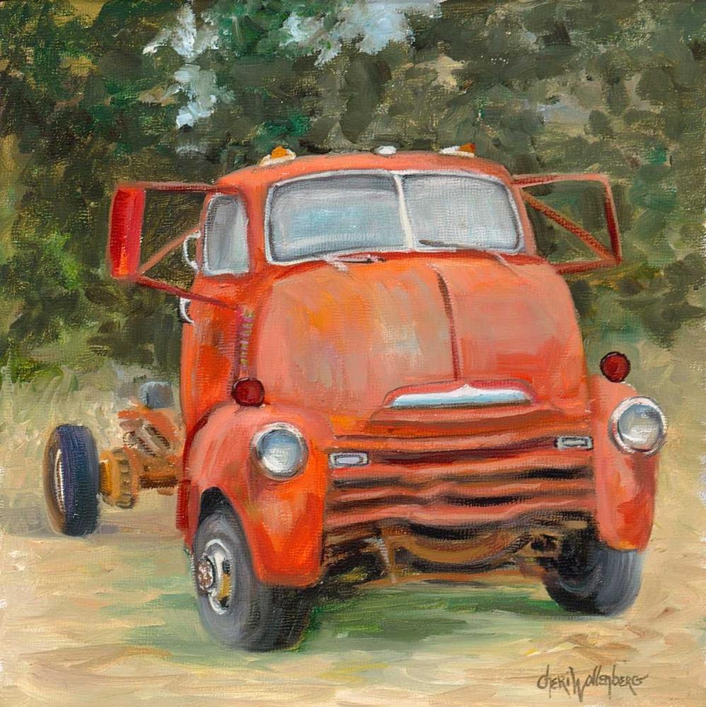Old Truck Wollenberg, Cheri 55831